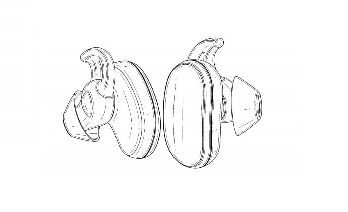 bose earbuds patent