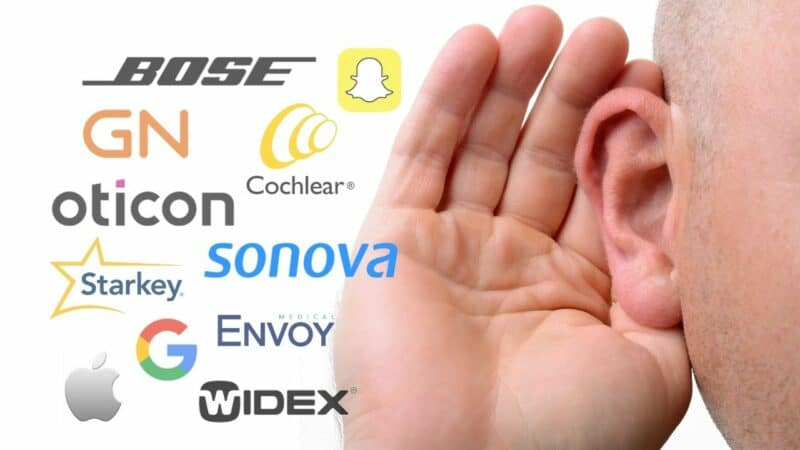 hearing aid patents