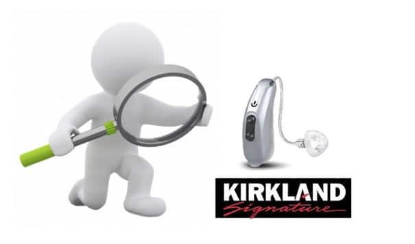 kirkland hearing aid comparison