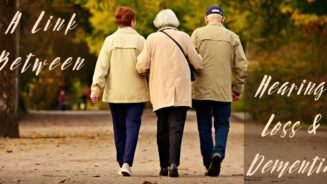 hearing loss and dementia link