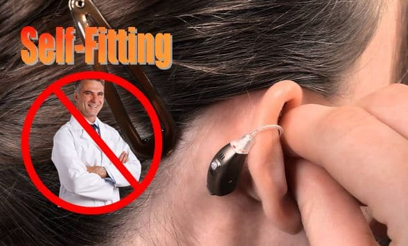 self fit hearing aids