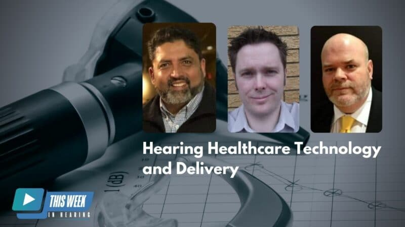 hearing healthcare delivery cooling claridge interview