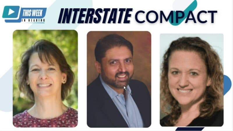 interstate compact in audiology