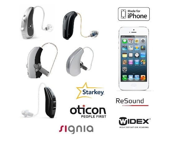 direct iphone hearing aids