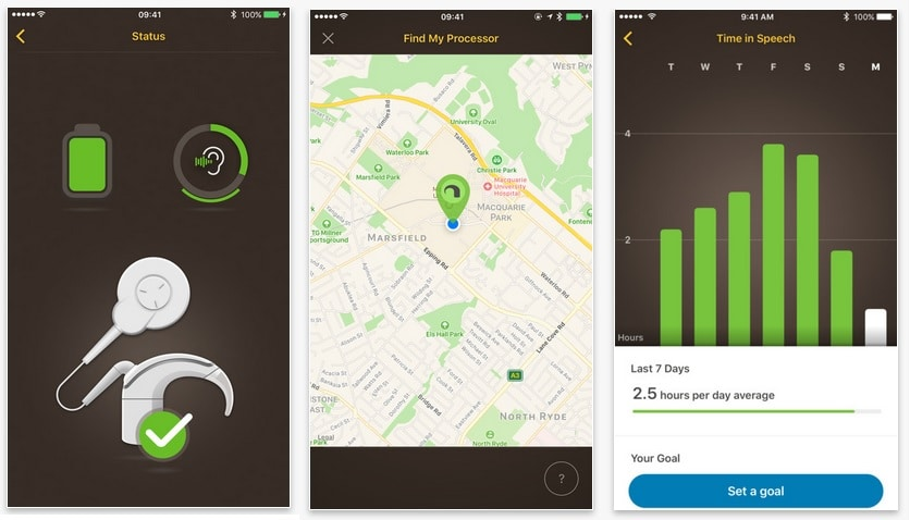 cochlear smart app iphone