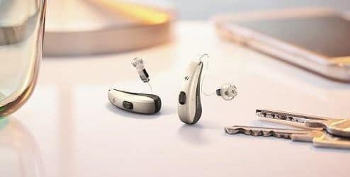 signia pure charge&go hearing aids