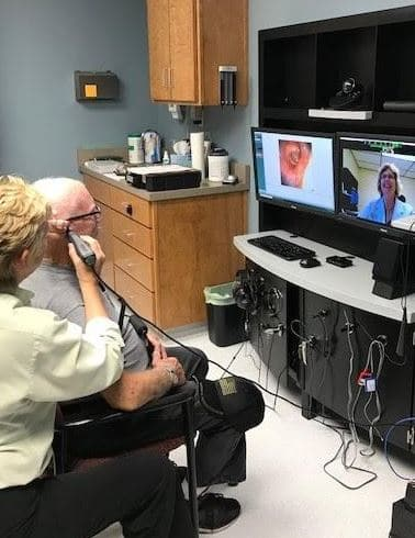 telehealth audiology practice