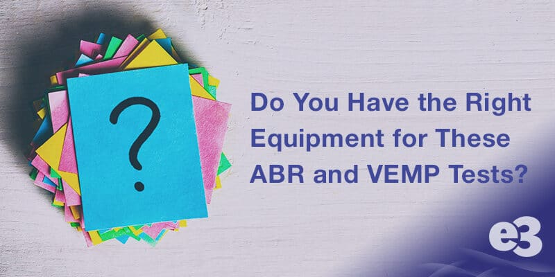 abr and vemp tests cpt code