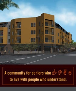 The Apache ASL Trails Apache ASL Trails, a housing complex near Phoenix, faces an uncertain future.