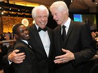 Bill Austin and Bill Clinton