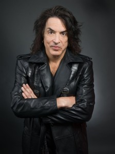 Paul Stanley, out of costume