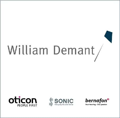 william demant hearing aid