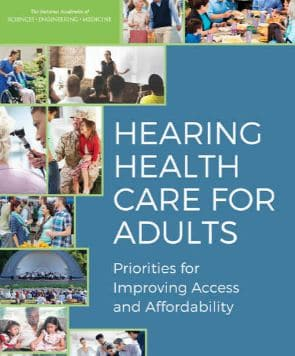 hearing aid affordability report