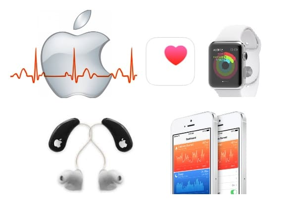 apple health hearing aid