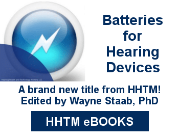 Batteries for Hearing Devices