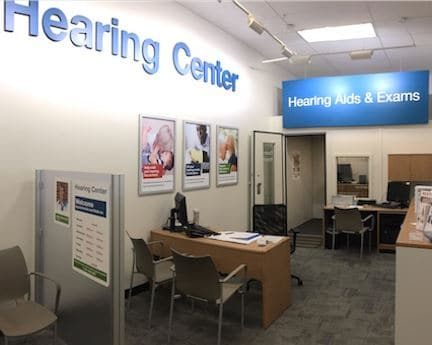 cvs hearing aid audiology center