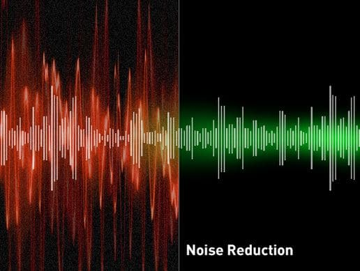hearing aid noise reduction