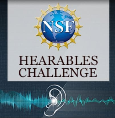 nsf hearable challenge
