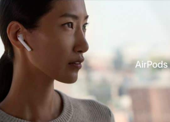 airpod hearable popular