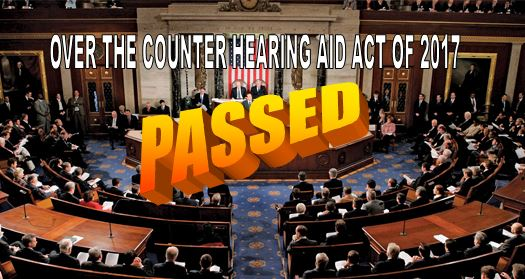 senate over counter hearing aid act 2017 passes