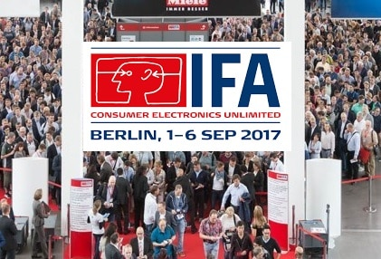 wireless smart earbuds ifa 2017