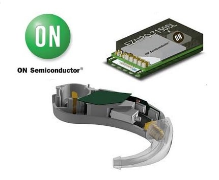 on semiconductor hearing aid chip