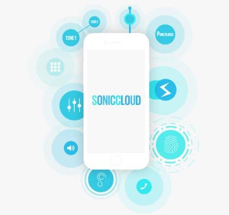 soniccloud phone call app for hearing loss