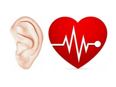 vital signs heart earplug hearable