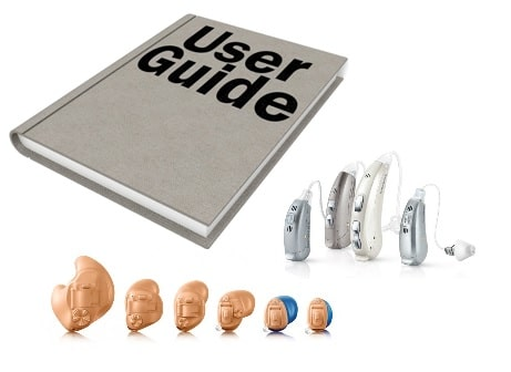 hearing aid user manual
