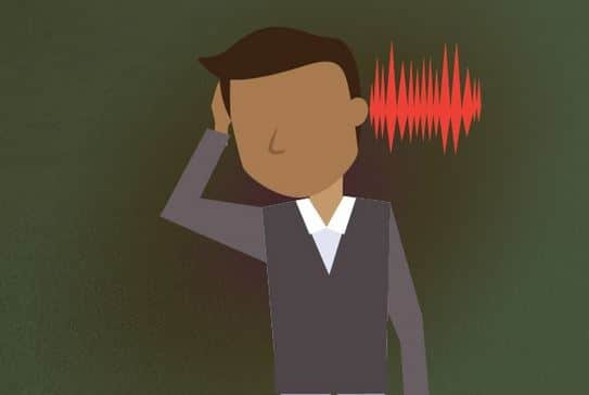 tinnitus treatment timed signals