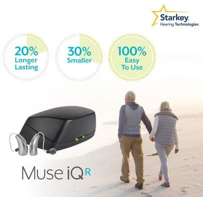 starkey iq rechargable hearing aids