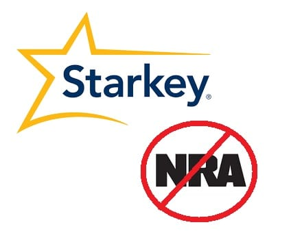 starkey ends nra program