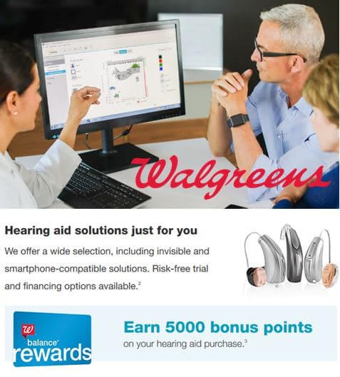 walgreens starkey hearing aids