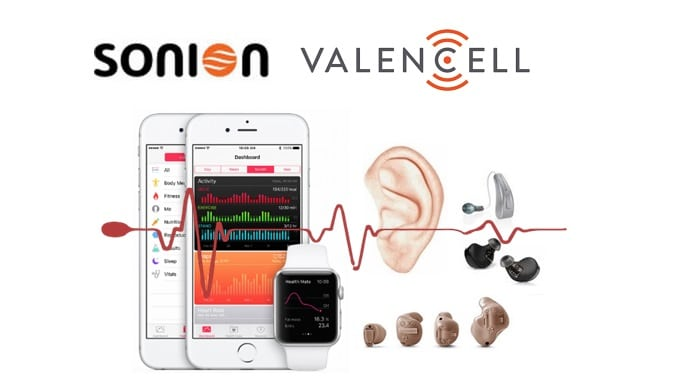 hearing aid hearable biometrics valencell