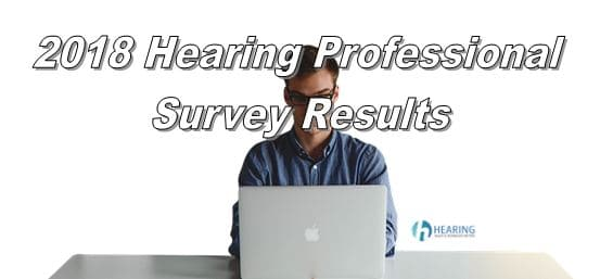 audiologist survey 2018