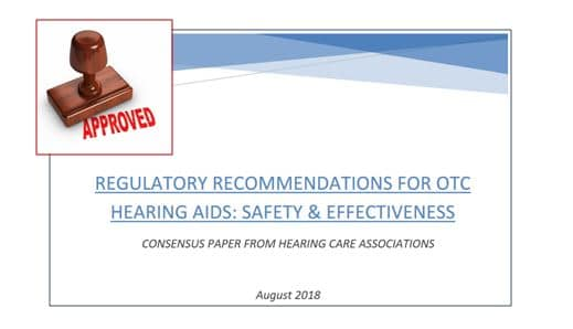 otc hearing aids statement opinion