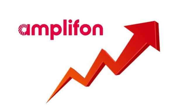 amplifon hearing aid profit margins