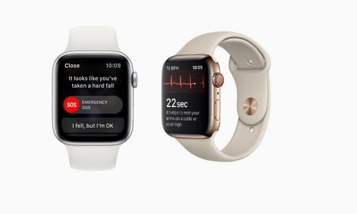 apple watch medicare