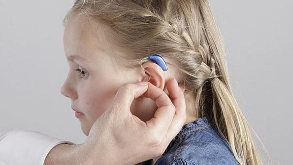 hearing aid insurance coverage children