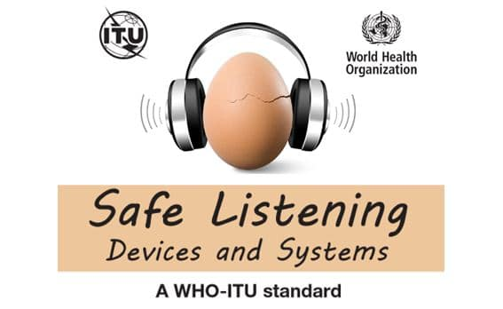 who-itu safe listening standard