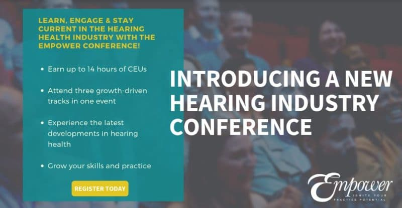 empower audiology conference