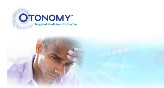 tinnitus clinical trial otonomy