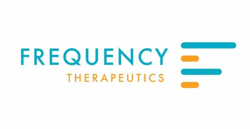 frequency therapeutics financing development fx-322