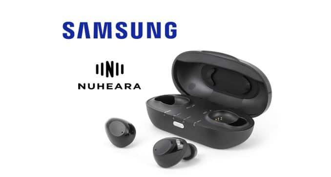 samsung nuheara acquisition