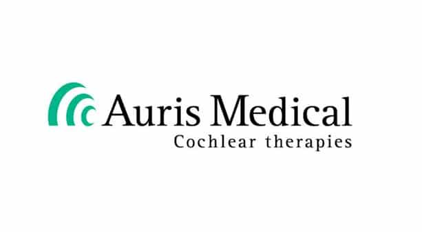 auris medical vertigo drug
