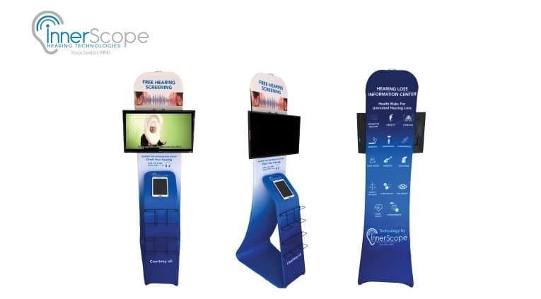 hearing screening kiosk