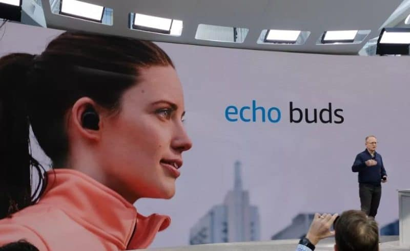 amazon echo buds hearables