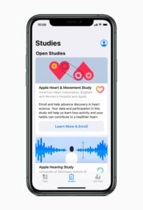 apple research app