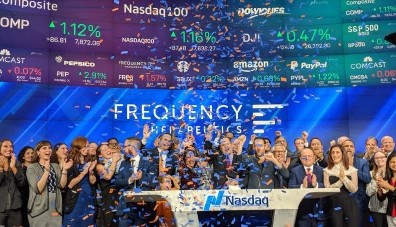Frequency Therapeutics IPO