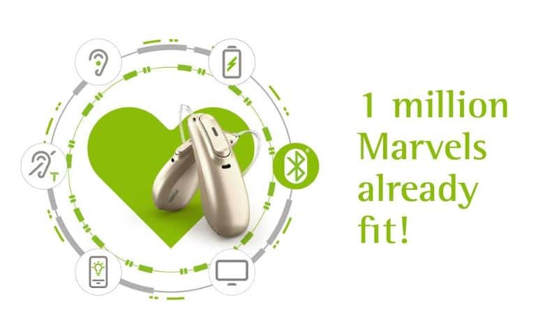 phonak marvel hearing aids